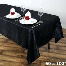 black table clothes littlelakebaseball