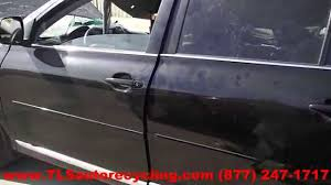 parting out 2012 toyota highlander stock 4101bk tls auto