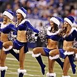 Colts Cheerleader Halloween Costume Nfl Cheerleaders Cursed Popsugar Love U0026