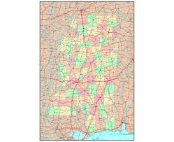 Mississippi Map Usa by Maps Of Mississippi State Collection Of Detailed Maps Of