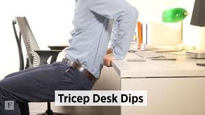 Exercise At Your Desk Equipment Desk Workouts Video Best Home Furniture Decoration