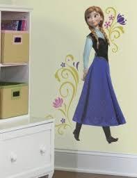 Disney Frozen Bedroom by Disney Frozen Wall Decals