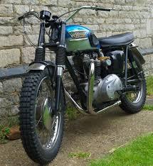 1965 t120c tt special restoration triumph t120c t120tt and