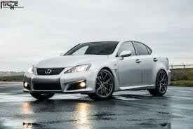 lexus is packages lexus is f niche misano h61 wheels anthracite
