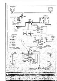 ford dexta wiring diagram ford wiring diagrams instruction