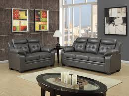 apartment size furniture leather sectional sofa walnut coffee