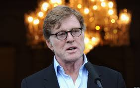 does robert redford have a hair piece robert redford up close and personal huffpost