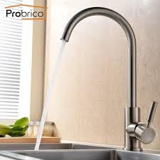 Popular Brushed Kitchen TapBuy Cheap Brushed Kitchen Tap Lots - Best kitchen sink taps