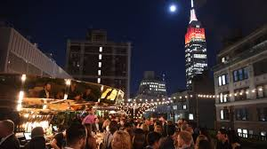 Roof Top Bars In Nyc Nyc Rooftop Bars And Restaurants To Visit Now Am New York
