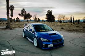 subaru stance blue devil luis arevalo u0027s 2015 sti import addicts welcome to