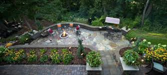 next level outdoor makeover of a bare lifeless backyard photo with