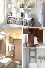 12 pretty linen storage ideas when you don u0027t have a linen closet
