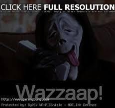 Scream Wazzup Meme - movie 1 scream wazzup