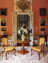 283 best coral interiors images on pinterest chateaus french