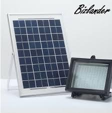solar powered dusk to dawn light 2018 new bizlander 108 led solar powered dusk to dawn flood light