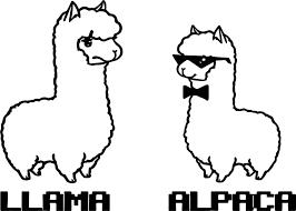 28 llama coloring pages llama printable coloring pages south