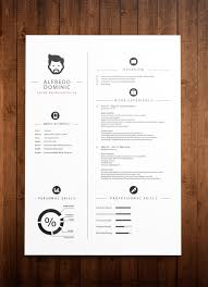 Best Free Resume Templates Indesign by Resume Resume Templates Design