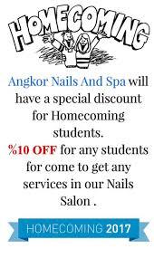 angkor nails and spa page home facebook