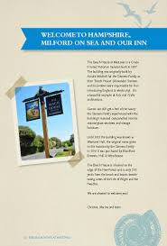 beach house welcome brochure hall and woodhouse retail
