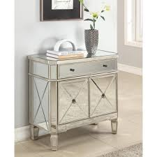Mirrored Console Table Powell Furniture Mirrored Console Table The Simple Stores Mirror