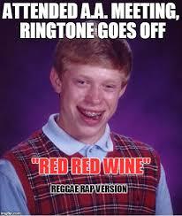 Reggae Meme - bad luck brian meme imgflip