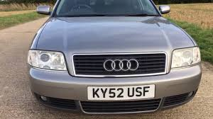 2002 audi a6 1 9 tdi turbo diesel engine manual video review youtube