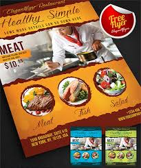40 restaurant templates suitable for professional business free