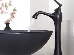 sink u0026 faucet amazing bronze faucets bronze waterfall bathroom