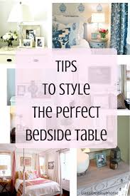 Classic Casual Home by Tips To Style Your Perfect Bedside Table Classic Casual Home