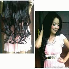 harga hair clip curly hair clip big layer lurus curly hairclip elevenia