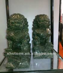 jade lion statue green jade lion sculpture lion statue jade buy