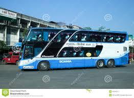 volvo company volvo bus of newviriya yarnyon tour bus editorial image image