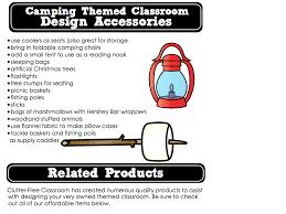 camping themed classrooms decor ideas printables tips photos