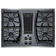 30 Downdraft Electric Cooktop Downdraft Electric Cooktops Cooktops The Home Depot