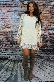 cream lace dress fully lined small 3xl u2013 classy cowgirl co