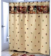 shower curtain cing theme shower curtains hooks cfitters
