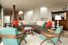 Modern Retro Home Design Retro Modern Living Room Home