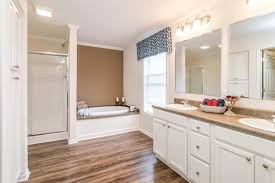 modular homes bathrooms franklin homes mobile home manufacturers webster bathroom franklin homes model webster master bath with double sinks and separate