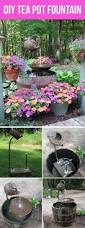 18 crystal clear and calming diy water feature ideas for outdoor