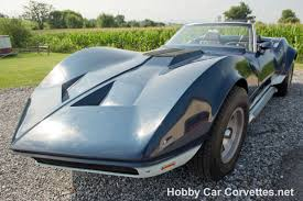 corvette mako 1969 blue mako shark 4spd corvette convertible for sale