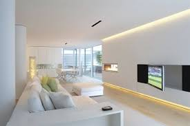 white interiors homes interior large room lighting innovative with regard to interior
