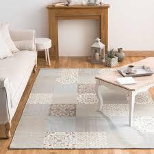 maison du tapis tapis motifs carreaux de ciment 160 x 230 cm provence maisons du