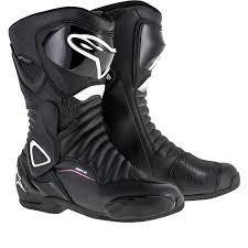 ladies motorbike boots alpinestars stella smx 6 v2 drystar ladies motorcycle boots new