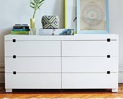 White Bedroom Chest - 10 sleek bedroom dresser with clean lines rilane