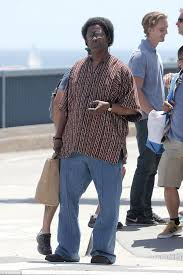 Is Denzel Washington Blind In Book Of Eli Denzel Washington Is Unrecognisable In Fat Suit On Set Daily