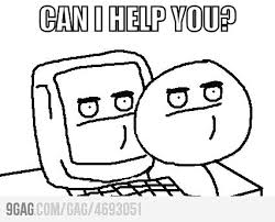 Meme Computer - everytime someone looks over my shoulder while i m off the computer
