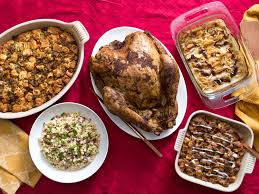 original thanksgiving dinner menu a fast food thanksgiving that u0027s actually delicious serious eats