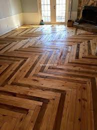 creative home flooring ideas with reused pallets diy motive