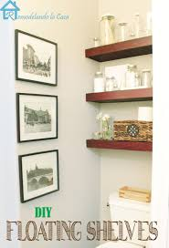 bathroom wall shelving ideas images 30 of the best small and
