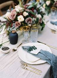 wedding reception tables prettiest wedding tablescapes 45 ways to dress up your wedding